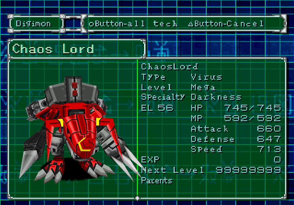 Digimon World 2 U Iso